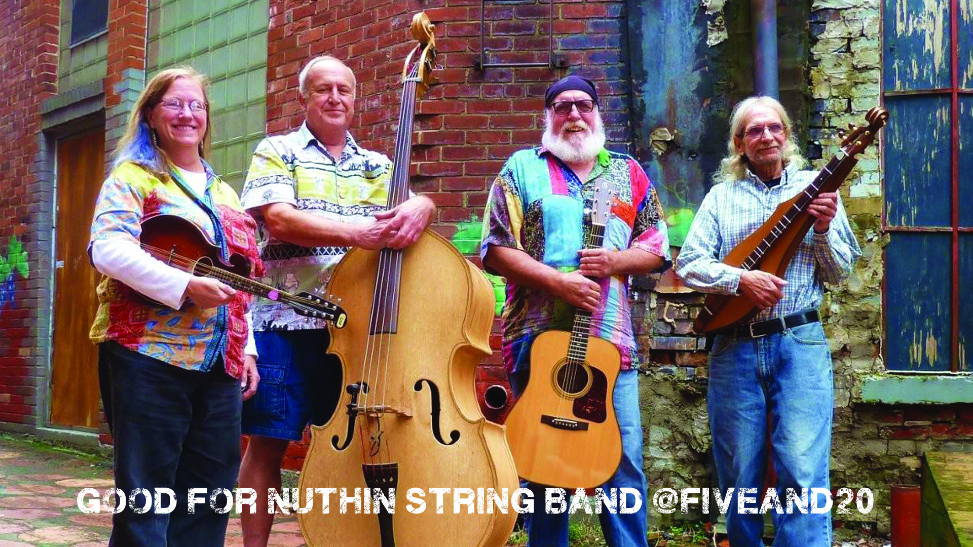 Sunday Sesh with Good for Nuthin String Band